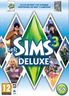 Jaquette de Les Sims 3 : Deluxe PC