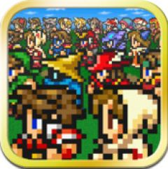 Jaquette de Final Fantasy All The Bravest iPad