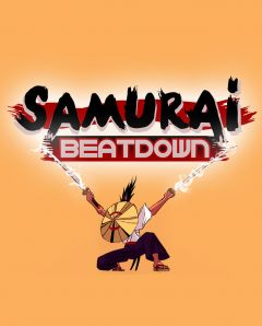 Jaquette de Samurai Beatdown PS Vita