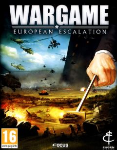 Jaquette de Wargame : European Escalation Mac