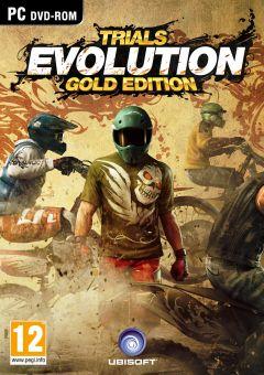 Jaquette de Trials Evolution Gold Edition PC