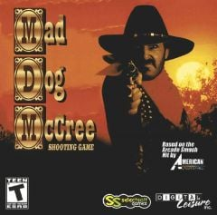 Jaquette de Mad Dog McCree PS3