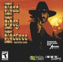 Jaquette de Mad Dog McCree MegaCD