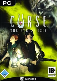 Jaquette de Curse : The Eye of Isis PC