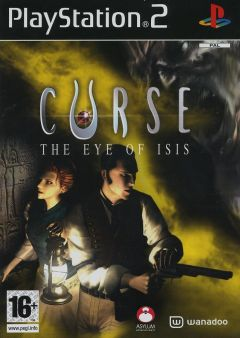 Jaquette de Curse : The Eye of Isis PlayStation 2