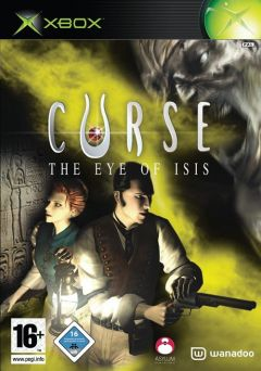 Jaquette de Curse : The Eye of Isis Xbox