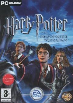 Jaquette de Harry Potter et le Prisonnier d'Azkaban PC