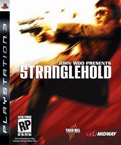 Jaquette de John Woo's Stranglehold PlayStation 3