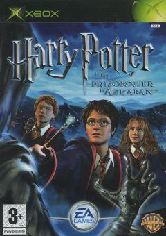 Jaquette de Harry Potter et le Prisonnier d'Azkaban Xbox