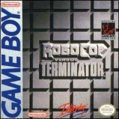 Jaquette de Robocop Versus The Terminator Game Boy
