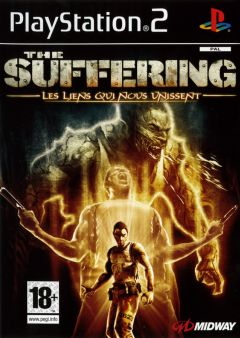 Jaquette de The Suffering : Les Liens qui nous Unissent PlayStation 2