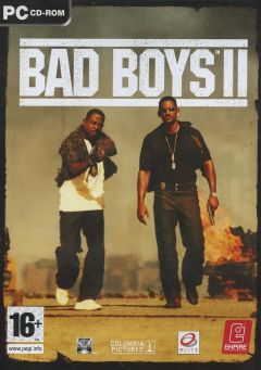 Jaquette de Bad Boys II PC