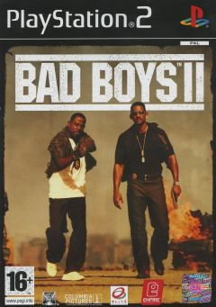Jaquette de Bad Boys II PlayStation 2