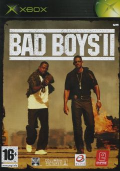 Jaquette de Bad Boys II Xbox
