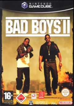 Jaquette de Bad Boys II GameCube