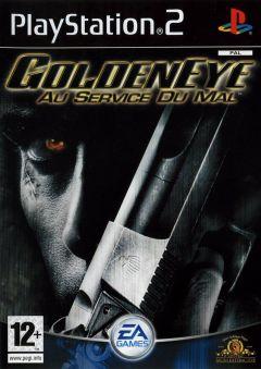 Jaquette de GoldenEye : Au Service du Mal PlayStation 2