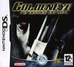 Jaquette de GoldenEye : Au Service du Mal DS