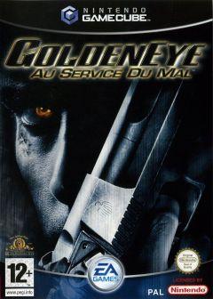 Jaquette de GoldenEye : Au Service du Mal GameCube