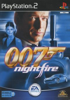 Jaquette de 007 : Nightfire PlayStation 2
