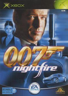 Jaquette de 007 : Nightfire Xbox