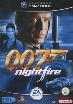 Jaquette de 007 : Nightfire GameCube