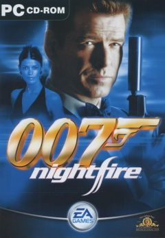 Jaquette de 007 : Nightfire PC