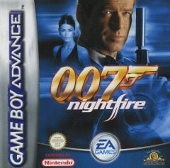 Jaquette de 007 : Nightfire Game Boy Advance