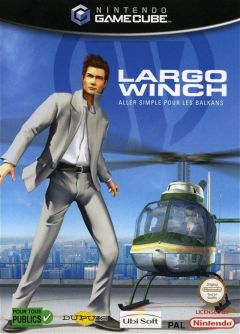 Jaquette de Largo Winch : Aller Simple pour les Balkans GameCube