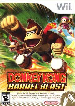 Jaquette de Donkey Kong Jet Race Wii