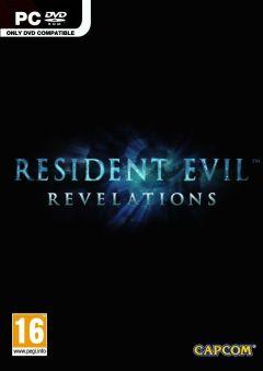 Jaquette de Resident Evil : Revelations PC