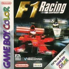 Jaquette de F1 Racing Championship Game Boy