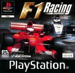 Jaquette de F1 Racing Championship PlayStation