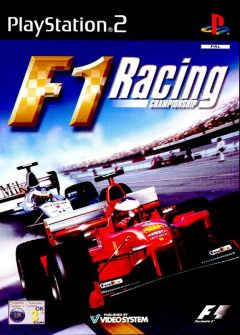 Jaquette de F1 Racing Championship PlayStation 2