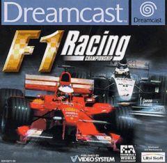Jaquette de F1 Racing Championship Dreamcast