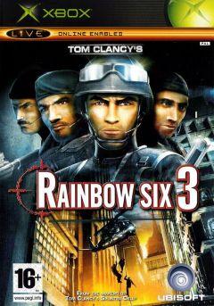 Jaquette de Rainbow Six 3 Xbox