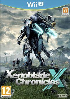 Jaquette de Xenoblade Chronicles X Wii U