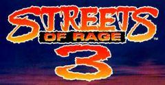 Jaquette de Streets of Rage III Wii