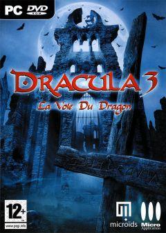 Jaquette de Dracula 3 : La Voie du Dragon PC