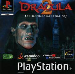 Jaquette de Dracula 2 : Le Dernier Sanctuaire PlayStation