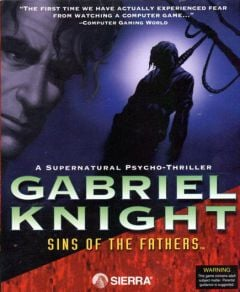 Jaquette de Gabriel Knight : Sins of the Fathers Mac
