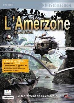 Jaquette de L'Amerzone : le Testament de l'explorateur PC