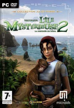 Jaquette de Retour sur l'Ile Mystérieuse 2 Mac