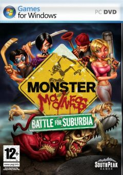 Jaquette de Monster Madness : Battle for Suburbia PC
