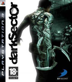Jaquette de Dark Sector PlayStation 3