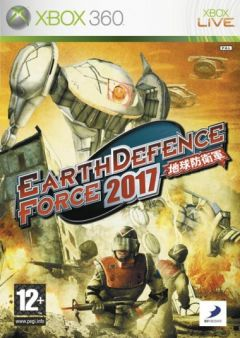 Jaquette de Earth Defense Force 2017 Xbox 360
