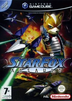 Jaquette de StarFox : Assault GameCube