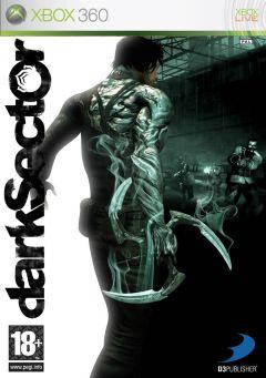 Jaquette de Dark Sector Xbox 360