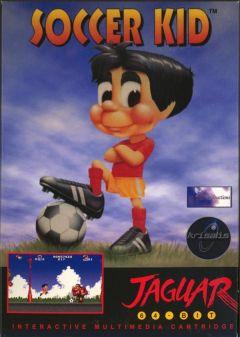 Jaquette de Soccer Kid Jaguar