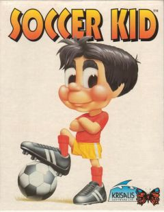 Jaquette de Soccer Kid NES