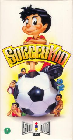 Jaquette de Soccer Kid 3DO